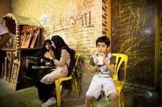 Iranian milkshake