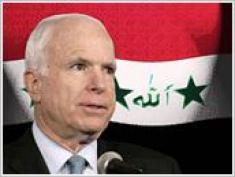McCain and Iraq