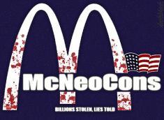 McNeocons by Darkblack http://darkblack999.blogspot.com