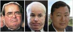 Scalia, McCain and Yoo