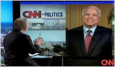 Blitzer and McCain