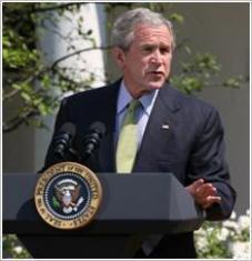 Bush Doctrine Still Dead