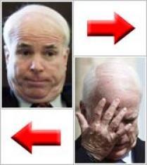 Wrong Way McCain