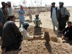 Graves In Herat