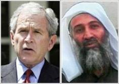 Bush and Bin Laden