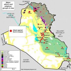 Sectarian Iraq