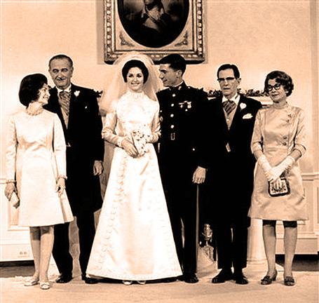 newstalgia pop chronicles white house wedding 1967