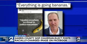 Harris County GOP Chairman-elect's Racist Facebook Post Lands Him In Hot Water