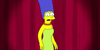 Marge Simpson 'Pissed Off' At Trump Campaign Advisor