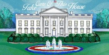 Take Care Of This (White) House