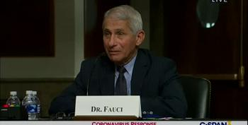 Doctor Anthony Fauci Has Had It With Rand Paul's Lies