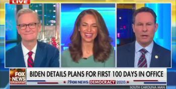 Brian Kilmeade Says Crowd Size Proves Trump Shoulda Won