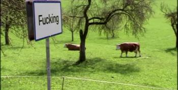 Tired Of Sign-Stealing, Austrian Village Finally Changes Its Name