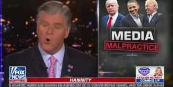Hannity: 'I Don't Vet The Information On This Program That I Give Out'