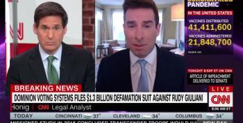 BREAKING: Dominion Files $1.3B Lawsuit Against Rudy Giuliani