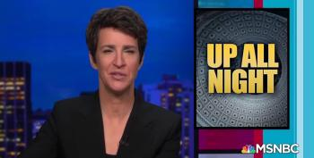 Maddow Points Out Hypocrisy Of GOP On COVID Relief Bill