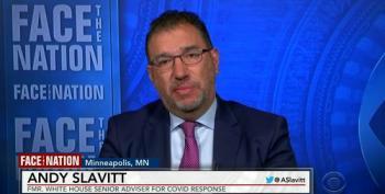 Andy Slavitt Hits Trump Administration Handling Of COVID