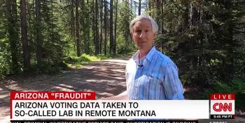AZ Frauditor Won't Say What's Being Done With Voting Data Moved To Montana