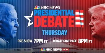 WATCH LIVE: Biden-Trump Final Presidential Debate