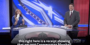 Moderator Has The 'Receipts' After No-Show Kansas Republican Lies About Debate Invitations