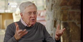 Charles Koch: See, I Was Really Nice All Along And I Don't Understand How This Happened!