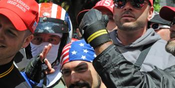 States Ill-Prepared To Deal With Vigilante Militias Invading Their Capitols This Weekend