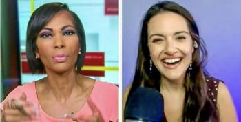 'Are We On Another Planet Right Now?' Pundit Laughs In Fox Host's Face Over Biden Whines