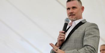 Right Wing Pastor Calls For Holy War